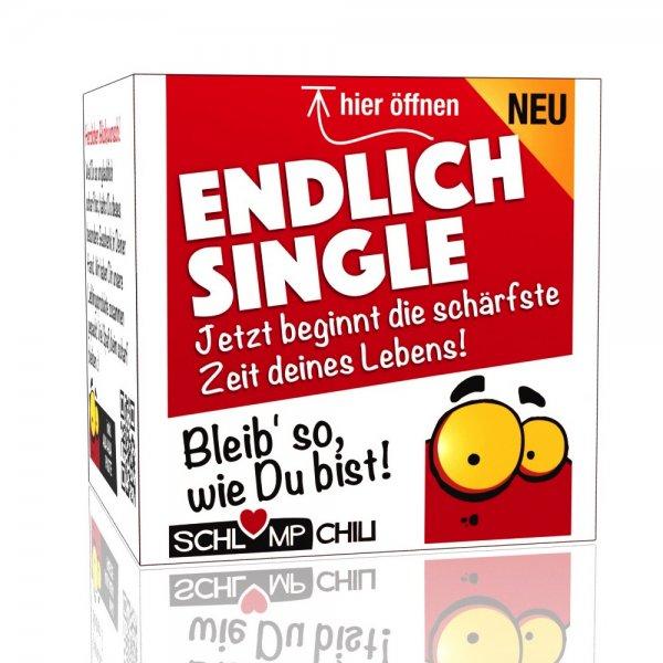 Endlich Single - Ein witziges Geschenk!