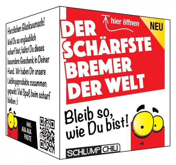 Der schärfste Bremer der Welt - Ein witziges Geschenk!