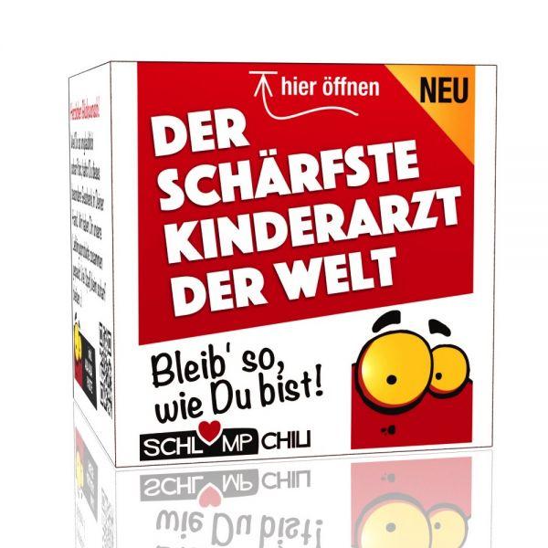 Der schärfste Kinderarzt der Welt - Ein witziges Geschenk!