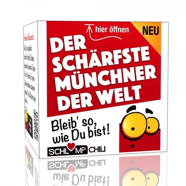 Der schärfste Münchner der Welt - Ein witziges Geschenk!