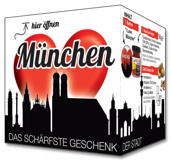 I Love München - Das schärfste Geschenk der Stadt!