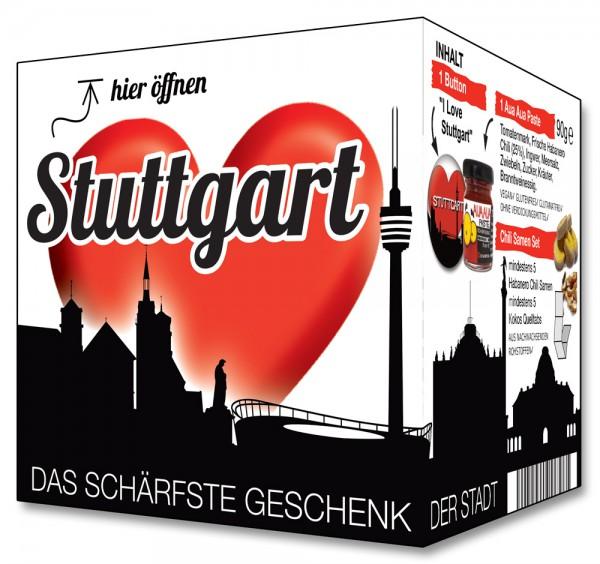 I Love Stuttgart - Das schärfste Geschenk der Stadt!