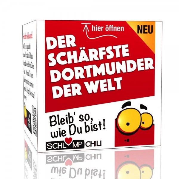 Der schärfste Dortmunder der Welt - Ein witziges Geschenk!