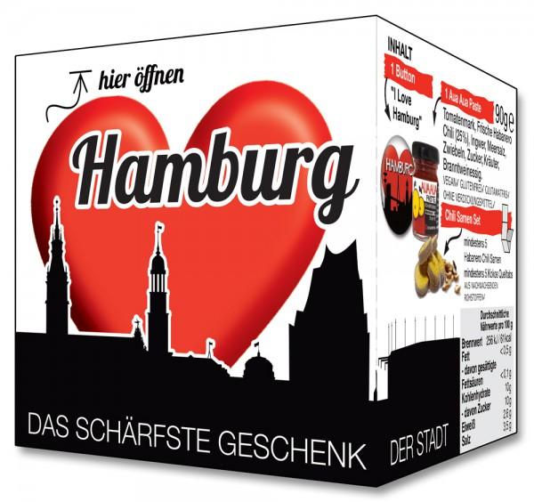 I Love Hamburg - Das schärfste Geschenk der Stadt!