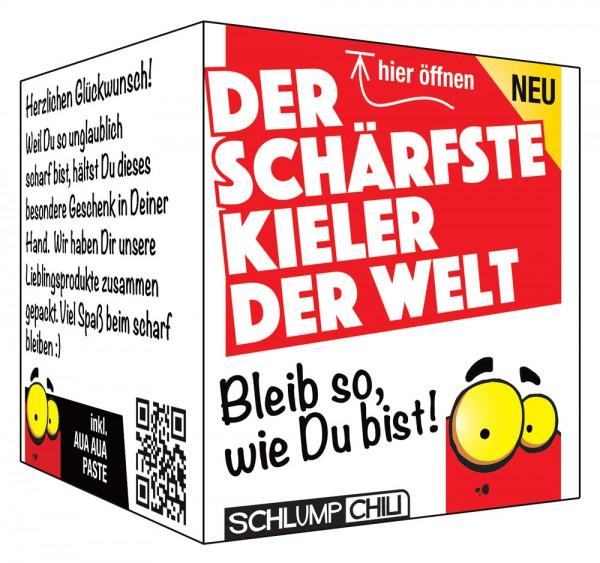 Der schärfste Kieler der Welt - Ein witziges Geschenk!