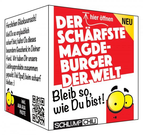 Der schärfste Magdeburger der Welt - Ein witziges Geschenk!
