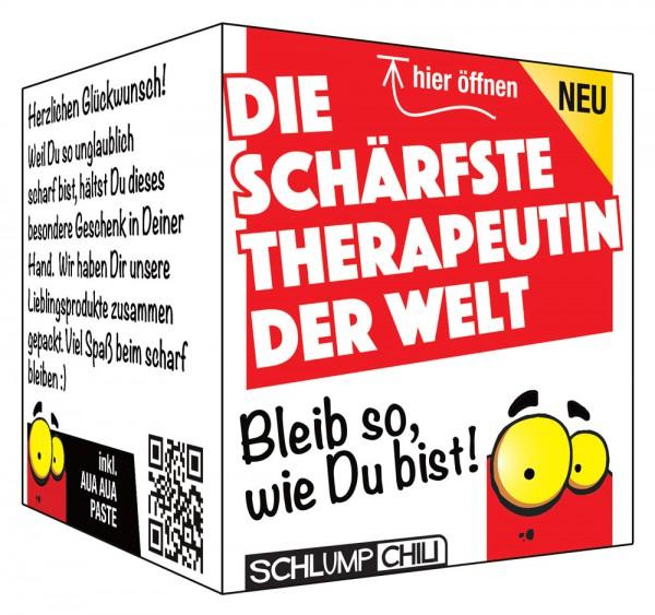 Die schärfste Therapeutin der Welt - Ein witziges Geschenk!