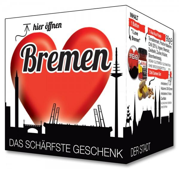 I Love Bremen - Das schärfste Geschenk der Stadt!