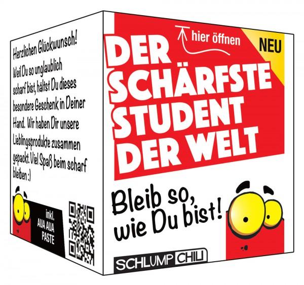 Der schärfste Student der Welt - Ein witziges Geschenk!