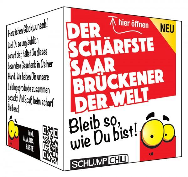 Der schärfste Saarbrückener der Welt - Ein witziges Geschenk!