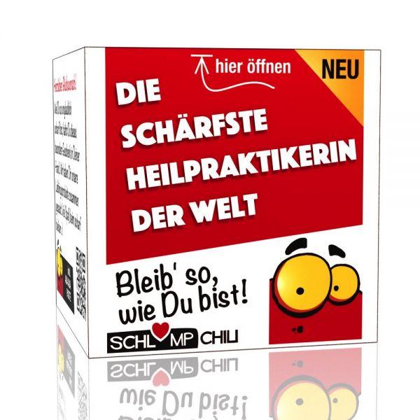 Die schärfste Heilpraktikerin der Welt - Ein witziges Geschenk!