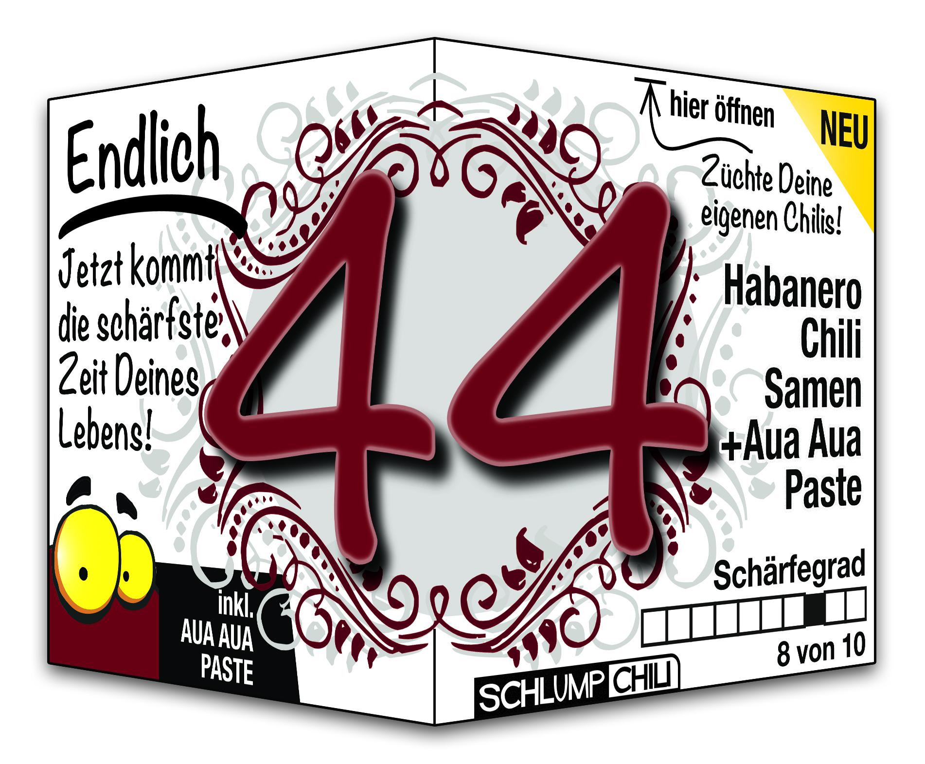 44. Geburtstag   Geburtstag