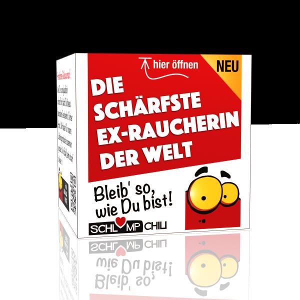 Rauchfrei Geschenk - Die schärfste Ex-Raucherin der Welt!