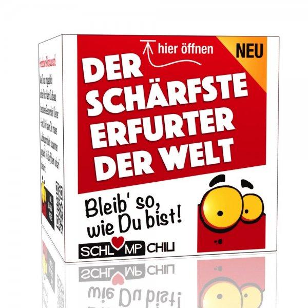 Der schärfste Erfurter der Welt - Ein witziges Geschenk!