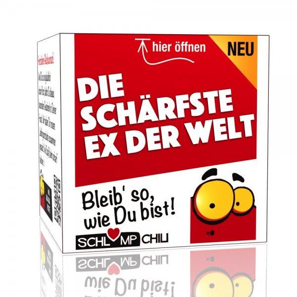 Die schärfste Ex der Welt - Ein witziges Geschenk!