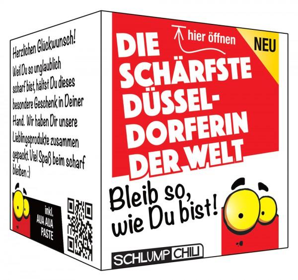 Die schärfste Düsseldorferin der Welt - Ein witziges Geschenk!
