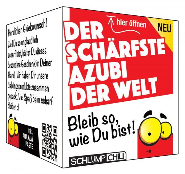 Azubi Geschenk - Der schärfste Azubi der Welt!