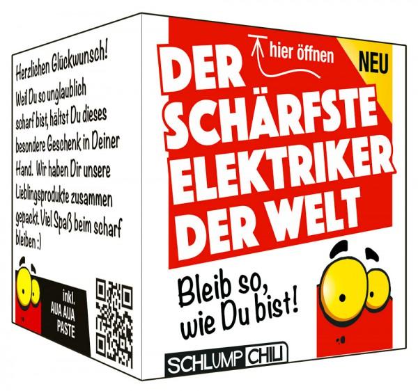 Der schärfste Elektriker der Welt - Ein witziges Geschenk!