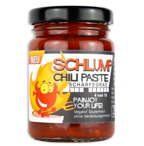Schlump Chili Original Habanero Paste