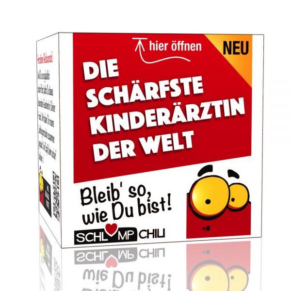 Die schärfste Kinderärztin der Welt - Ein witziges Geschenk!