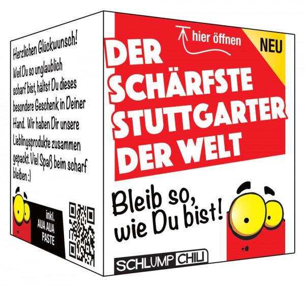 Der schärfste Stuttgarter der Welt - Ein witziges Geschenk!