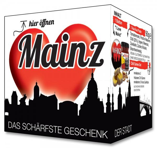 I Love Mainz - Das schärfste Geschenk der Stadt!