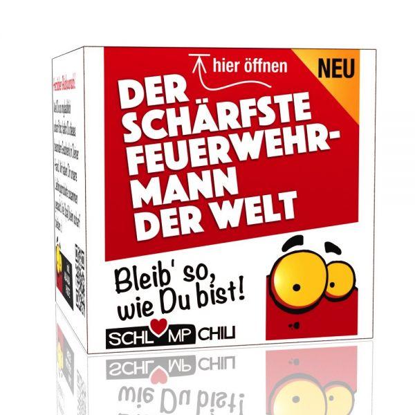 Der schärfste Feuerwehrmann der Welt - Ein witziges Geschenk!