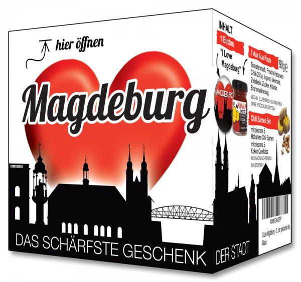 I Love Magdeburg - Das schärfste Geschenk der Stadt!
