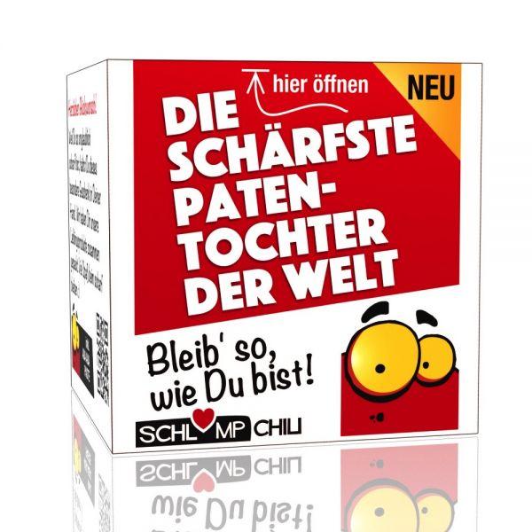 Die schärfste Patentochter der Welt - Ein witziges Geschenk!