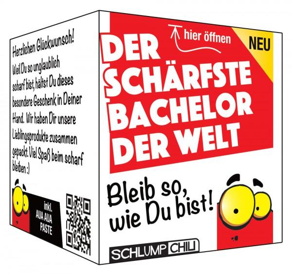 Bachelor Geschenk - Der schärfste Bachelor der Welt!