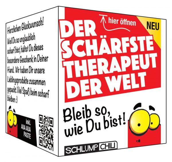 Der schärfste Therapeut der Welt - Ein witziges Geschenk!