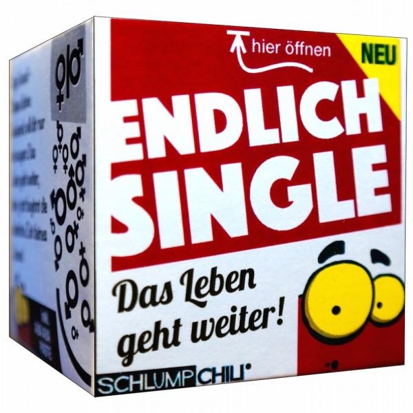 Geschenkidee mann single