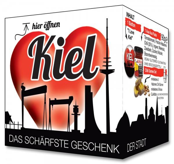 I Love Kiel - Das schärfste Geschenk der Stadt!