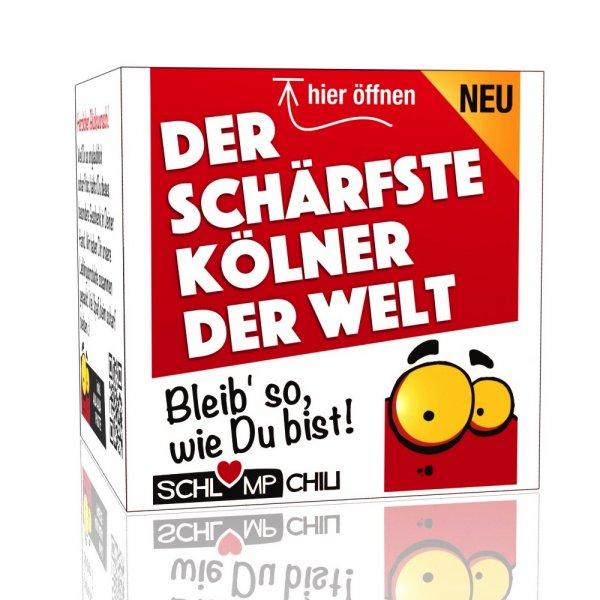 Der schärfste Kölner der Welt - Ein witziges Geschenk!