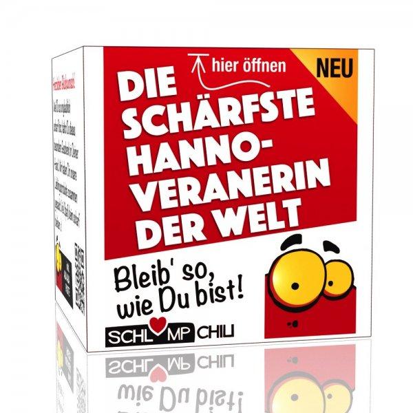 Die schärfste Hannoveranerin der Welt - Ein witziges Geschenk!