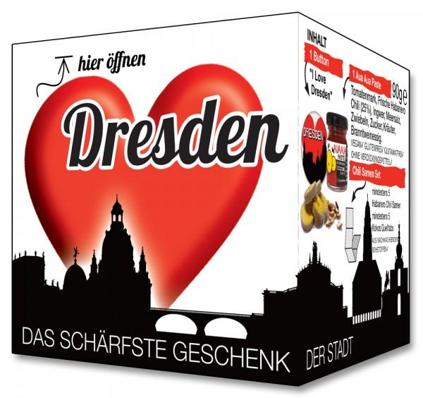 I Love Dresden - Das schärfste Geschenk der Stadt!