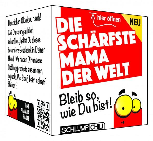 Die schärfste Mama der Welt - Ein witziges Geschenk!
