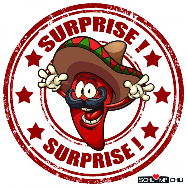 SCHLUMP-CHILI SURPRISE M