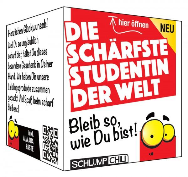 Studentin Geschenk - Die schärfste Studentin der Welt!
