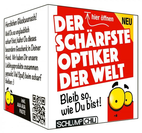 Der schärfste Optiker der Welt - Ein witziges Geschenk!