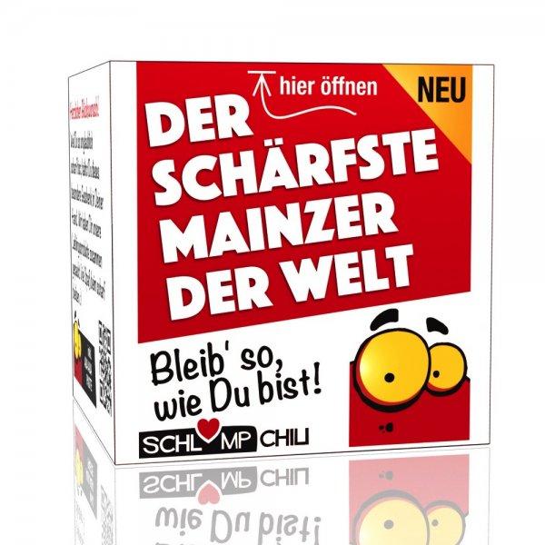 Der schärfste Mainzer der Welt - Ein witziges Geschenk!