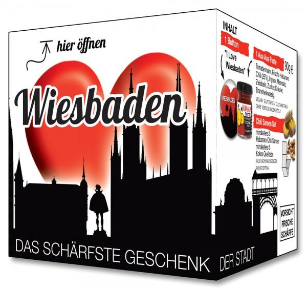 I Love Wiesbaden - Das schärfste Geschenk der Stadt!
