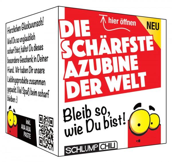 Azubi Geschenk - Die schärfste Azubine der Welt!
