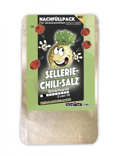 Sellerie-Chili-Salz