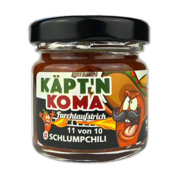 Käpt'n Koma Captain Coma Cpt. Carolina Reaper Chili Paste ultra scharf schärfste der Welt