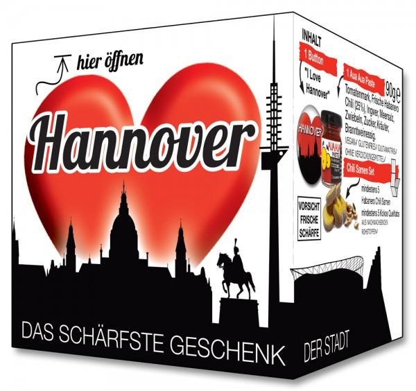 I Love Hannover - Das schärfste Geschenk der Stadt!
