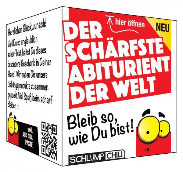 Abi Geschenk - Der schärfste Abiturient der Welt!