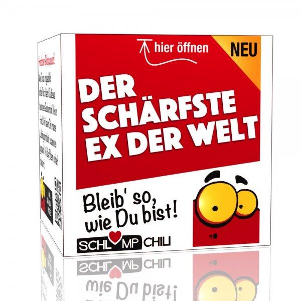 Der schärfste Ex der Welt - Ein witziges Geschenk!