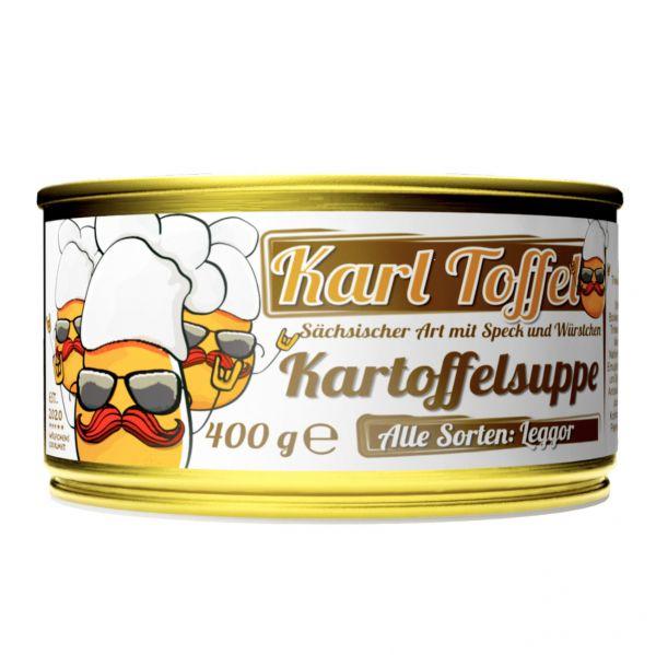 KARL TOFFEL Kartoffelsuppe in der Dose