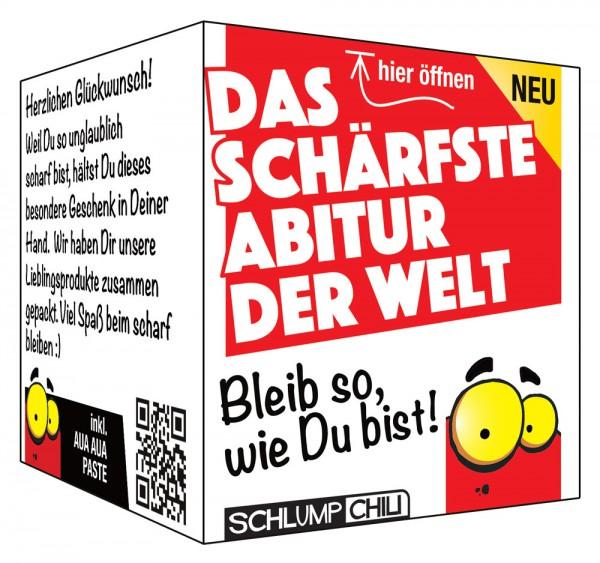Geschenk zum Abitur - Das schärfste Abitur der Welt!